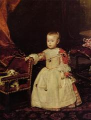 皇太子フェリペ・プロスペロ