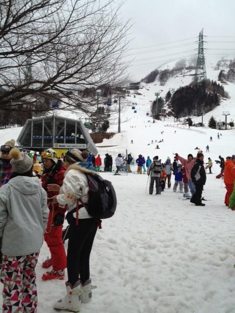 mb苗場雪景色