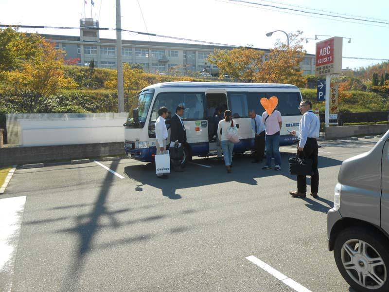20141019【お宅訪問】バス