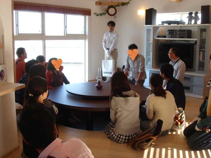 20141019【お宅訪問】円卓