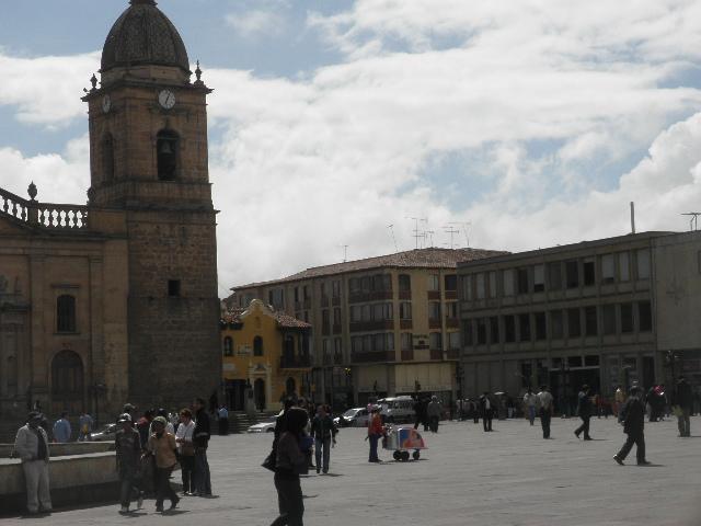 コロンビア風景 トゥンハ写真集2