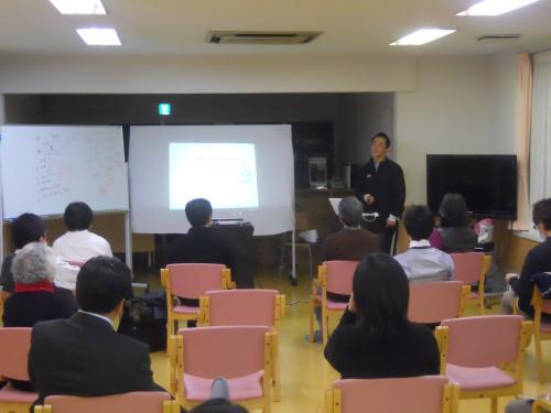 健康講座を開催しました!