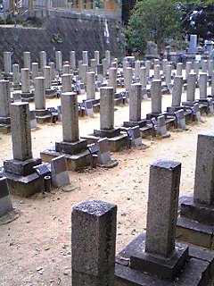 ロシア人墓地