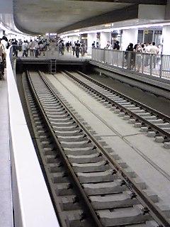 渋谷駅ホーム