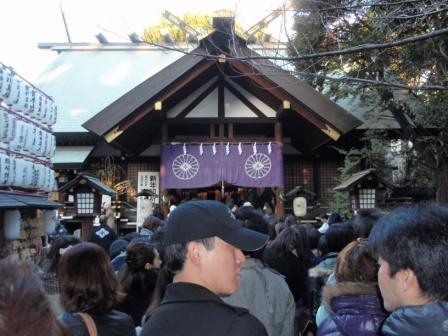 東京大神宮_100109