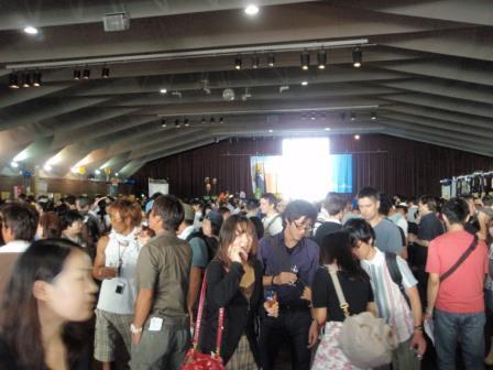 ビアフェスティバル会場_100919