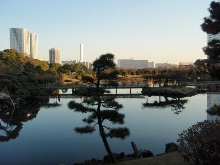 八景山からの眺め