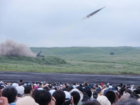 富士総合火力演習