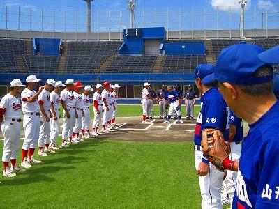 第2回鶴岡市長杯還暦軟式野球大会7.30 31 009