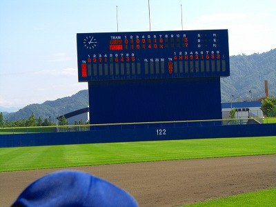 第2回鶴岡市長杯還暦軟式野球大会7.30 31 012