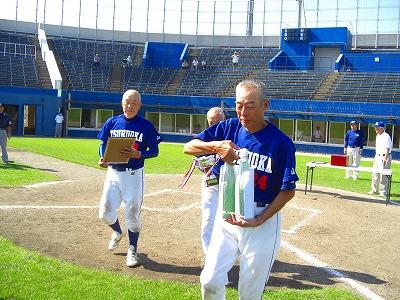第2回鶴岡市長杯還暦軟式野球大会7.30 31 016
