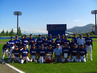 第2回鶴岡市長杯還暦軟式野球大会7.30 31 020