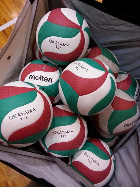 モルテンNEWボール