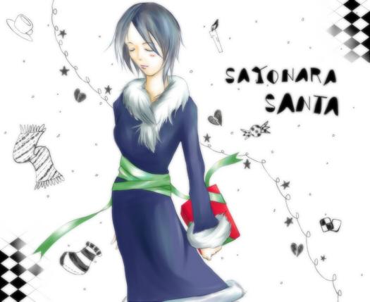 sayonara santa2