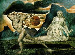 ブレイク アダムとイヴによって見つけられたアベルの肉体