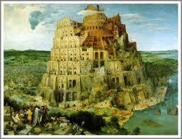 ブリューゲル バベルの塔
