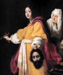アッローリ ホロフェルネスの首を持つユーディド