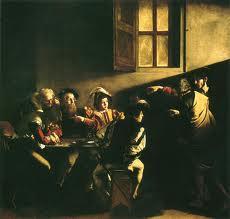 カラヴァッジョ 聖マタイの召命