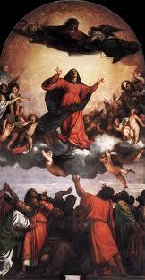 ティツィアーノ 聖母被昇天