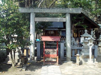那古野神社金山神社