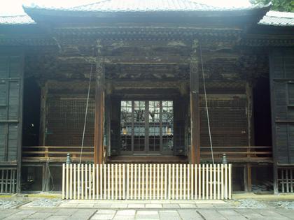 東照宮 拝殿