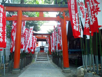 朝日神社稲荷