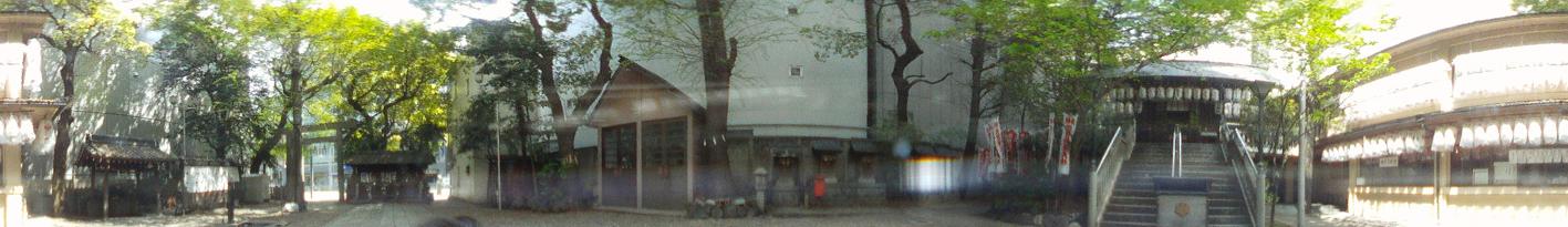 朝日神社360度