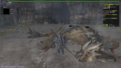ヒュジキキ狩猟2