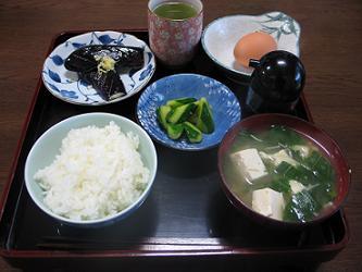 02-16 朝食