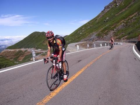 20101011乗鞍紅葉サイクリング0430