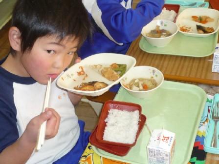 学校給食3