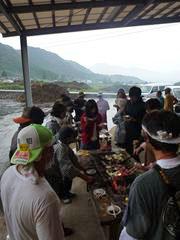 阿蘇市災害ボランティアに行ってきました(2012/09/22)