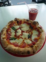 熊本市南部のcheese牧場(チーズ牧場)のおいしいピッツァ♪