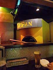 下通りのPIZZA&WINE BAR LEPAN(ルパン)で窯焼きピッツァ♪