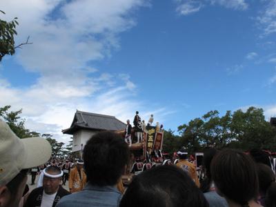 岸和田だんじり祭り2012.9.16 005-1