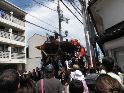 岸和田だんじり祭り2012.9.16 026-1