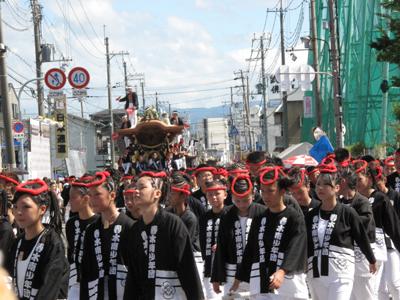 岸和田だんじり祭り2012.9.16 052-1