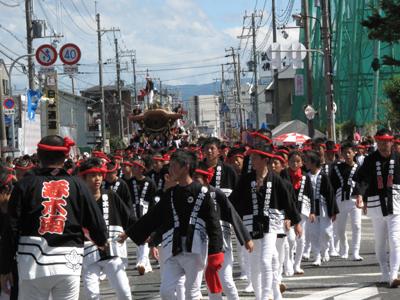 岸和田だんじり祭り2012.9.16 051-1