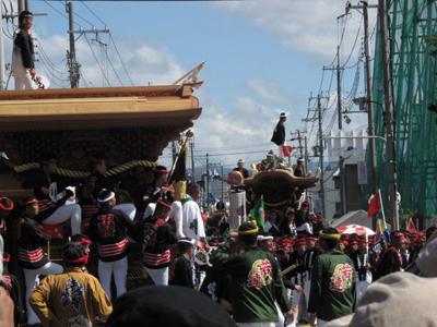 岸和田だんじり祭り2012.9.16 047-1
