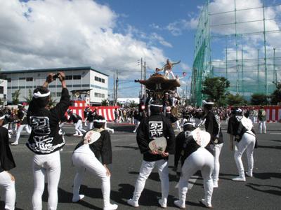 岸和田だんじり祭り2012.9.16 069-1