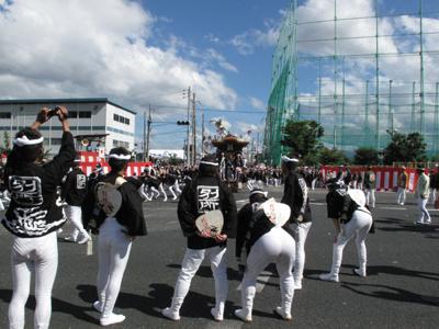 岸和田だんじり祭り2012.9.16 068-1
