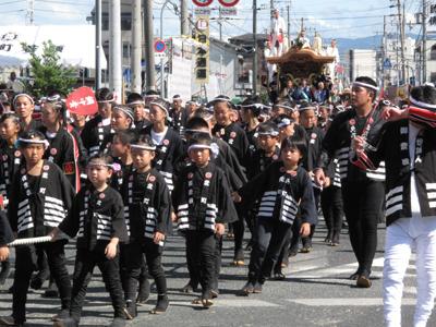 岸和田だんじり祭り2012.9.16 058-1