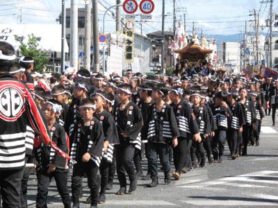 岸和田だんじり祭り2012.9.16 057-1