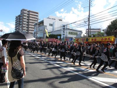 岸和田だんじり祭り2012.9.16 076-1
