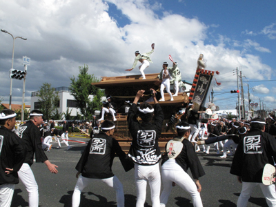 岸和田だんじり祭り2012.9.16 070-1