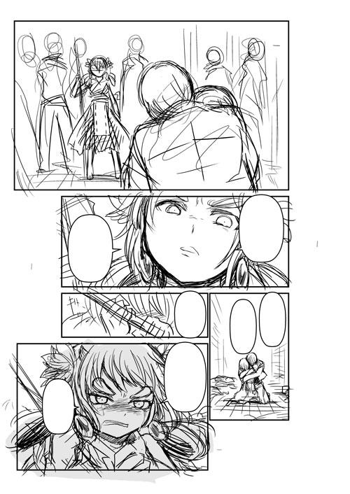情を与えたのは君桜子