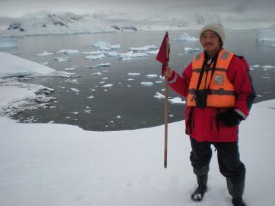 南極のらくだ