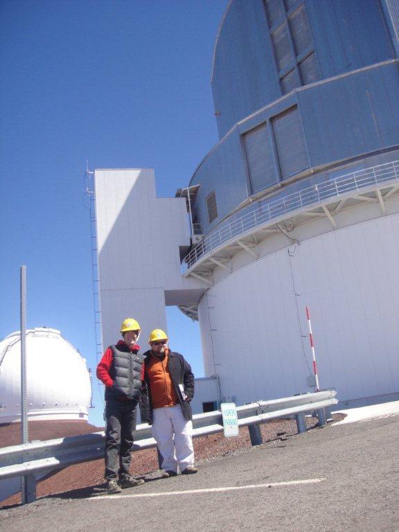 Subaru Telescope Summit Facility Tour