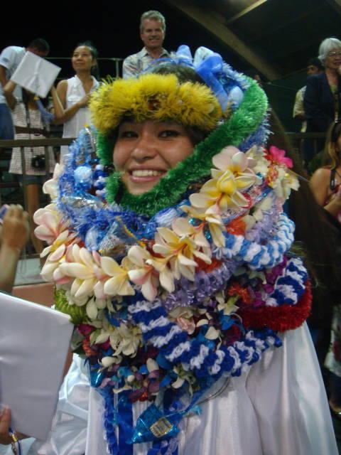 Hawaiian Graduation