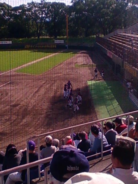 女子プロ野球-後期第16戦-11